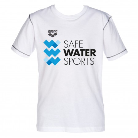 T-SHIRT ΠΑΙΔΙΚΟ SAFE WATER SPORTS-ARENA 1D360SW-10